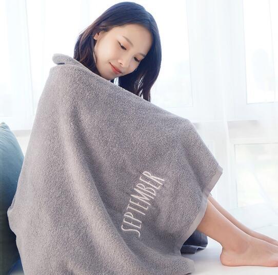 KINGSHORE 金号 月份系列浴巾 140*70cm*400g