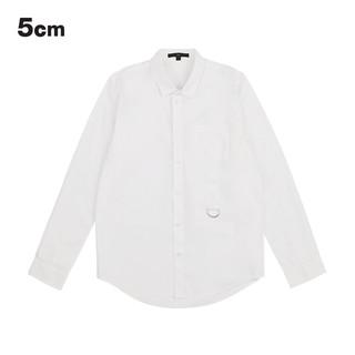 5cm 5厘米 5CXSTB8107F79 男士简约饰带衬衫 L