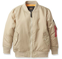 ALPHA INDUSTRIES MA-1 儿童外套 120cm