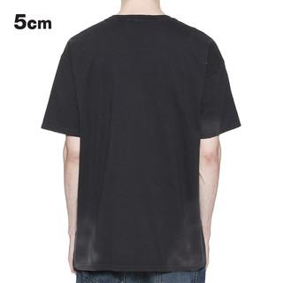 5cm 5厘米 5CXTEB1127F8B 男士短袖T恤 XL