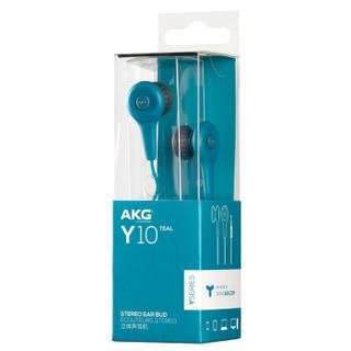 AKG 爱科技 Y10 耳塞式耳机