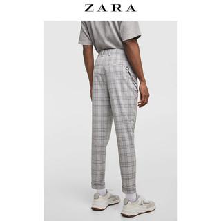 ZARA 09621300819-23 男士基本款收腿裤 29