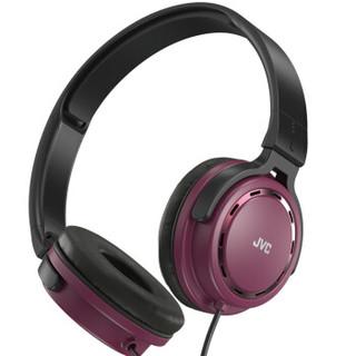 JVC 杰伟世 HA-S520 头戴式耳机