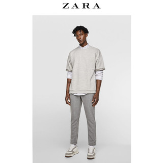 ZARA 05350323052-23 男士廓形短袖卫衣 M