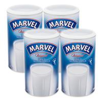 MARVEL 成人低脂奶粉 198g*4罐