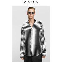 ZARA 00070226800-23 男士条纹衬衫  M
