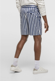 ZARA 00706429060-23 男士条纹短裤