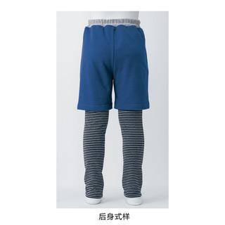 SENSHUKAI 千趣会 儿童叠穿风长裤