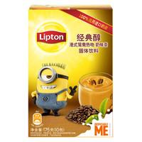 7.4元一件,Lipton 立顿 经典醇港式鸳鸯热吻奶茶 175g *14件