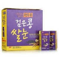 韩豆豆 黑豆大米胚芽全豆奶 200ml*16盒