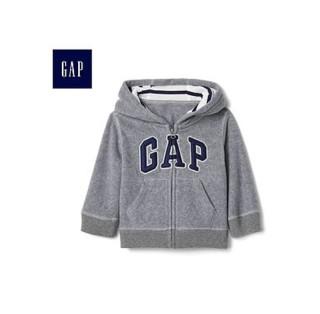 Gap 盖璞 男宝连帽卫衣
