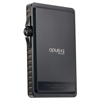 Charm Opus 欧普斯 OPUS2 无损播放器