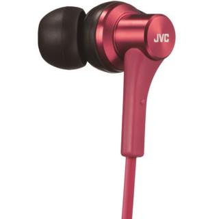 JVC 杰伟世 HA-FX46 入耳式耳机