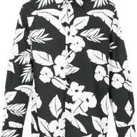 MSGM 12692353 男士花卉印花衬衫