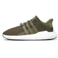 大码福利:adidas 阿迪达斯 Originals EQT Support 93/17 BOOST 男款休闲运动鞋