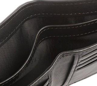 HUGO BOSS 雨果波士 50311831 001 男士短款钱包卡夹礼盒