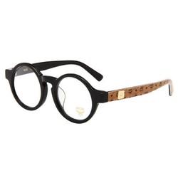 MCM 女款黑色镜框黄色镜腿光学眼镜架眼镜框 MCM 2608A 001 47MM
