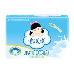 郁美净 儿童鲜奶皂 100g