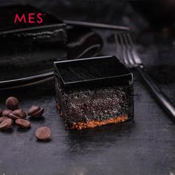 Mr.Black生日蛋糕烧仙草冻黑色芝士创意抖音同款北京上海同城配送