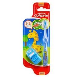 Colgate 高露洁 萌萌动物儿童牙刷 2-5岁