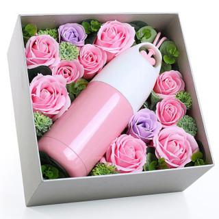 阿波罗之梦 AD120 玫瑰花杯子礼盒