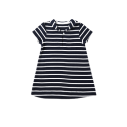 网易严选 婴童经典海魂纹短袖水手裙