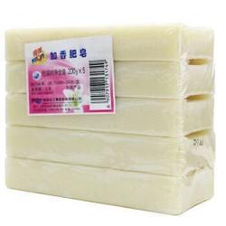 奇强 洗衣皂/透明皂 老肥皂 200克*5块(1000克)