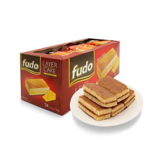 fudo 福多 蛋糕 芝士味 384g *3件