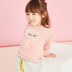 maxwin 马威 女小童卫衣