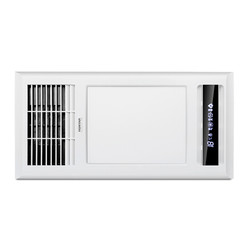 HONYAR 鸿雁 FZHZ26-D18 双电机风暖浴霸  PTC制暖+换气+吹风+LED照明+液晶显示