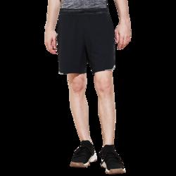 男式跑步反光短裤