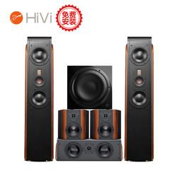 HiVi 惠威 D3.2MKIII+安桥NR676E 音响