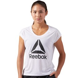 Reebok 锐步 WOR SUPREMIUM 2.0 TEE 18Q1-EEI10 女子短袖T恤