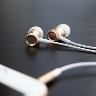ROCK 洛克 乐浪 RAU0511 入耳式线控耳机
