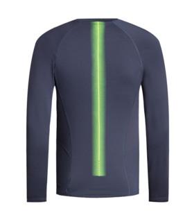 EA7 EA7 EMPORIO ARMANI阿玛尼奢侈品男士针织T恤衫6YPT74-PJF2Z GREY-1994 M 1