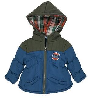 Luvena Fortuna 英国小木马 男童夹棉外套