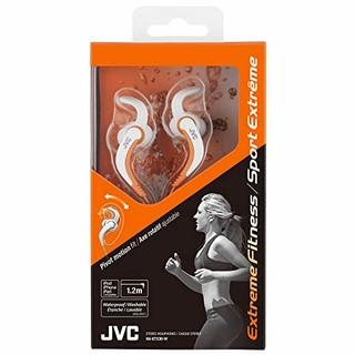 JVC 杰伟世 Extreme Fitness HAETX30W 入耳式耳机