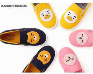 ozkiz  儿童帆布鞋