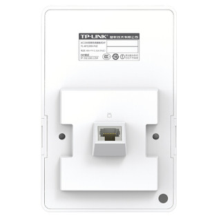 TP-LINK 普联 TL-AP1300I-PoE 1300M双频无线面板式AP