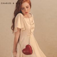 CHARLES & KEITH CK2-70700698 女士单肩包