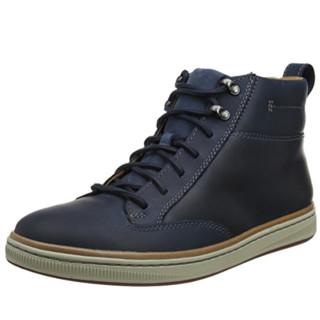 Clarks Norsen  Mid 26127827 男士真皮休闲靴 1