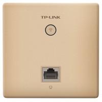 TP-LINK TL-AP1202I-PoE 香槟金 AC1200  POE供电 AC管理