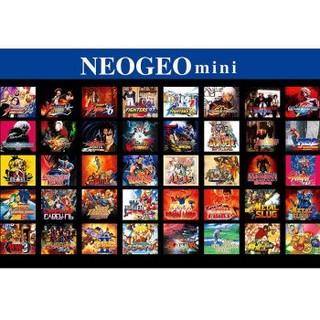 SNK40周年 NEOGEO mini 迷你主机 街机