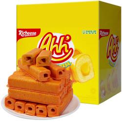 印尼进口 Nabati 丽芝士(Richeese)雅嘉 休闲零食 奶酪味 玉米棒 160g/盒 早餐下午茶 *3件