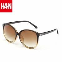 HAN HD59315-S04 女士太阳镜 (棕色)