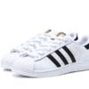 adidas 阿迪达斯 Superstar Foundation J C77154 大童款金标贝壳头板鞋