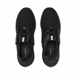 PUMA 彪马 IGNITE Limitless SR 男子跑鞋 (黑色-01、40.5)