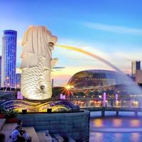 全国多地-新加坡6天往返含税(五星新航可选)