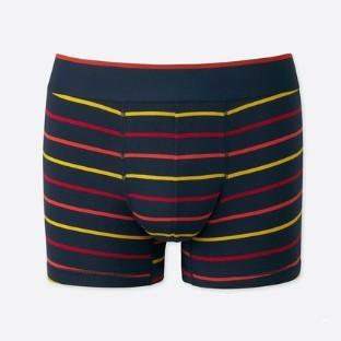 凑单品、限尺码 : UNIQLO 优衣库 SUPIMA COTTON 406781 男士低腰针织短裤