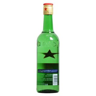 红星 二锅头 清香型 56度 500ml*12瓶 整箱装